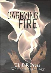 carrying fire